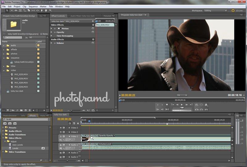 photoshop premiere pro