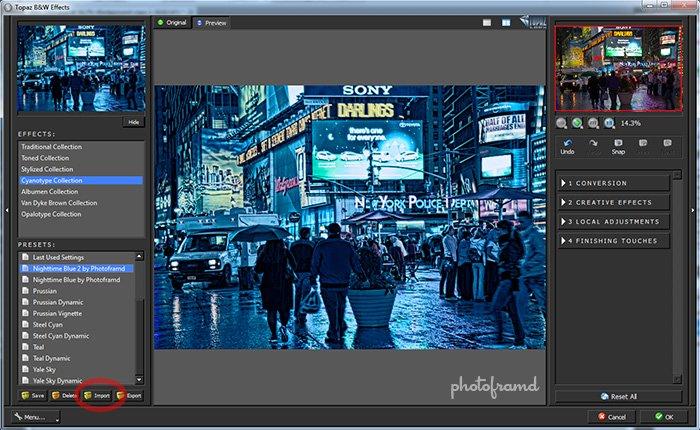 Topaz Labs Photoshop plugin Bundle Features