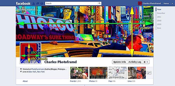 Photoshop CS5 – Creating Facebook Cover Photos   photoframd.com