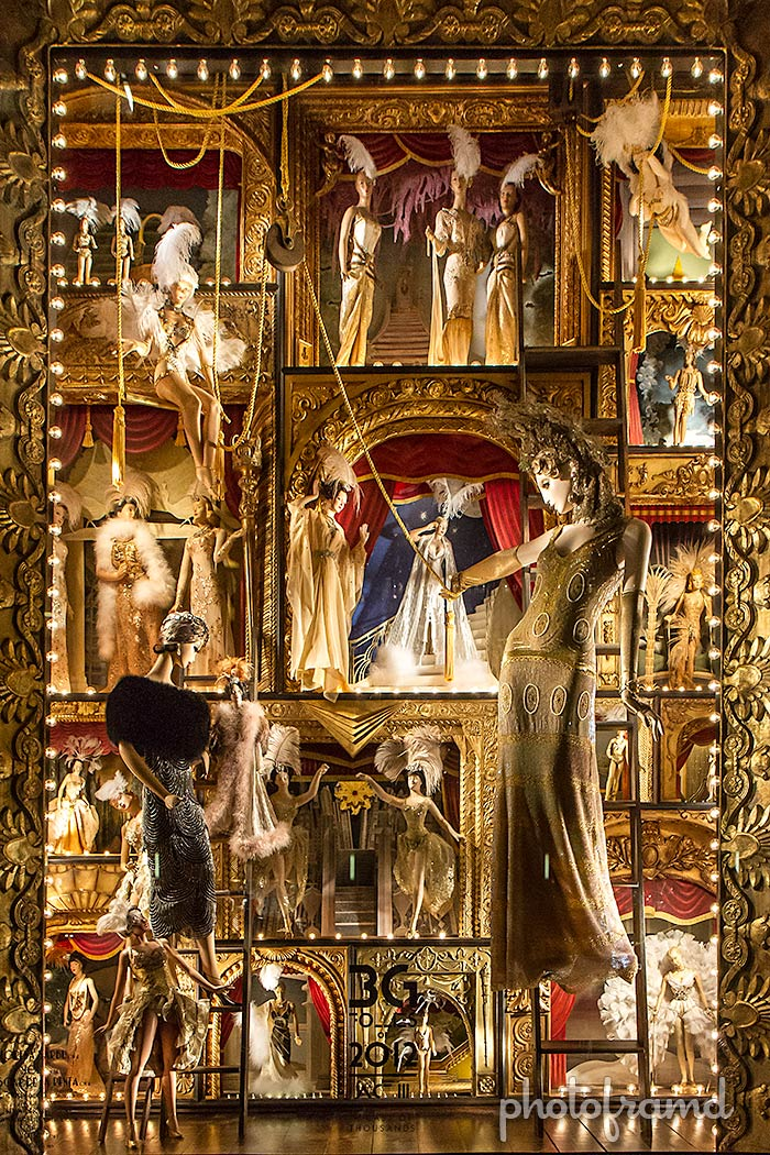Christmas Windows Nyc 2012 Bergdorf Goodman Best